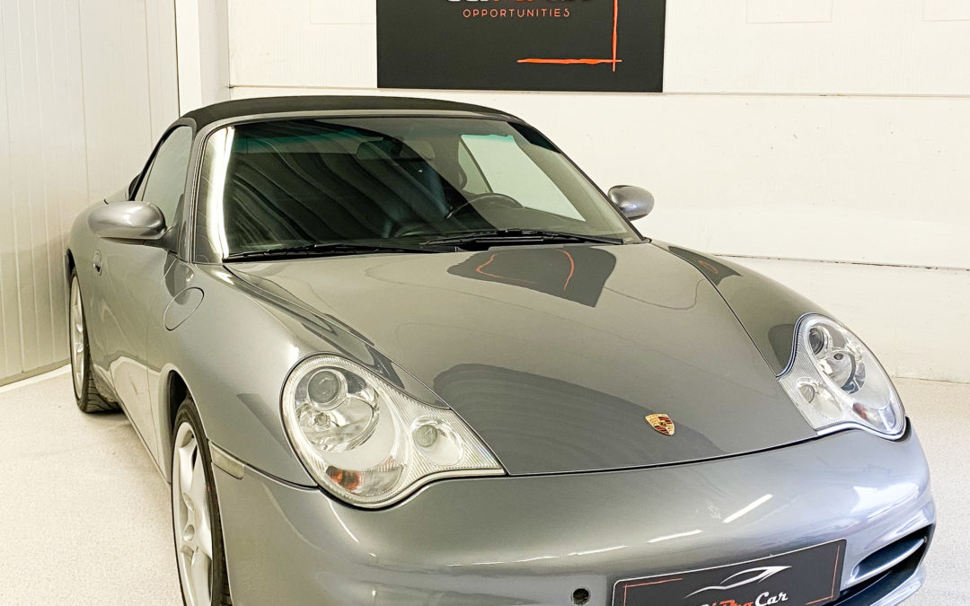 Porsche 996 Carrera s Cabriolet